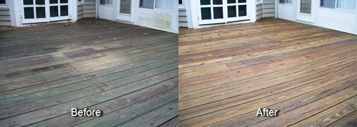 Power washing macomb oakland wayne county mi select for Deck and concrete cleaner
